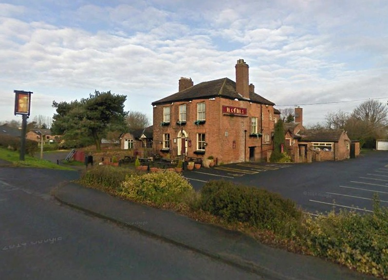 The Ring O'Bells, Lathom, Ormskirk